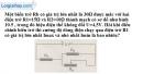 Bài 10.14 trang 30 SBT Vật lý 9