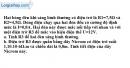 Bài 11.1 trang 31 SBT Vật lý 9