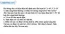 Bài 11.3 trang 31 SBT Vật lý 9