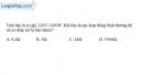 Bài 12.13 trang 37 SBT Vật lý 9