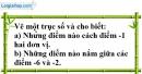 Bài 1.1 phần bài tập bổ sung trang 67 SBT toán 6 tập 1