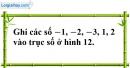 Bài 3 trang 66 SBT toán 6 tập 1