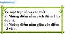 Bài 8 trang 67 SBT toán 6 tập 1