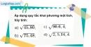 Bài 24 trang 9 SBT toán 9 tập 1