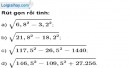 Bài 25 trang 9 SBT toán 9 tập 1