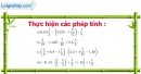 Bài 1 trang 108 Vở bài tập toán 7 tập 2