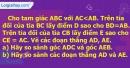 Bài 61 trang 101 Vở bài tập toán 7 tập 2