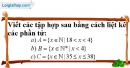 Bài 11 trang 7 SBT toán 6 tập 1