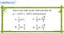 Bài 1.13 trang 14 SBT đại số và giải tích 11
