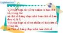 Bài 21 trang 8 SBT toán 6 tập 1