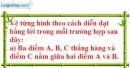 Bài 2.2 phần bài tập bổ sung trang 123 SBT toán 6 tập 1