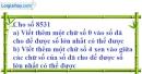 Bài 25 trang 9 SBT toán 6 tập 1