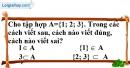 Bài 36 trang 10 SBT toán 6 tập 1