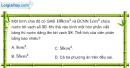 Bài 4.13 trang 14 SBT Vật lí 6