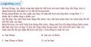 Bài 4.15 trang 14 SBT Vật lí 6