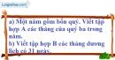 Bài 5 trang 5 SBT toán 6 tập 1