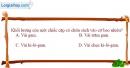 Bài 5.12 trang 19 SBT Vật lí 6