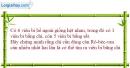 Bài 5.16 trang 19 SBT Vật lí 6