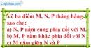 Bài 8 trang 122 SBT toán 6 tập 1