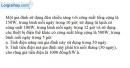 Bài 13.12 trang 39 SBT Vật lý 9
