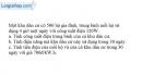 Bài 13.6 trang 38 SBT Vật lý 9