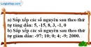 Bài 18 trang 69 SBT toán 6 tập 1