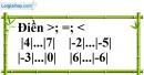Bài 21 trang 69 SBT toán 6 tập 1