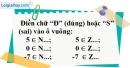 Bài 25 trang 70 SBT toán 6 tập 1