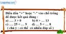 Bài 28 trang 71 SBT toán 6 tập 1