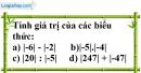 Bài 29 trang 71 SBT toán 6 tập 1