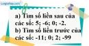 Bài 31 trang 71  SBT toán 6 tập 1