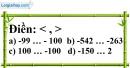 Bài 33 trang 71 SBT toán 6 tập 1