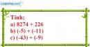 Bài 35 trang 72 SBT toán 6 tập 1