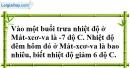Bài 38 trang 72 SBT toán 6 tập 1