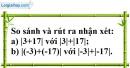 Bài 4.3 phần bài tập bổ sung trang 72 SBT toán 6 tập 1