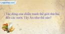 Bài 5 trang 38 SBT sử 9