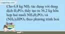 Bài 11.5* Trang 15 SBT Hóa học 9