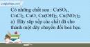 Bài 12.2 Trang 16 SBT Hóa học 9