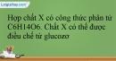 Bài 7.9 trang 17 SBT Hóa học 12