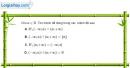 Bài 1.35 trang 16 SBT đại số 10