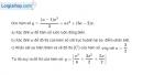 Bài 1.77 trang 40 SBT giải tích 12