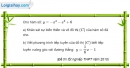 Bài 1.79 trang 40 SBT giải tích 12