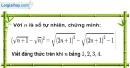 Bài 35 trang 10 SBT toán 9 tập 1