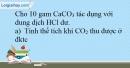 Bài 8.6* Trang 10 SBT Hóa học 9