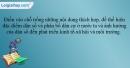 Câu 1 trang 40 SBT địa 12