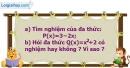 Bài 8 trang 112 Vở bài tập toán 7 tập 2