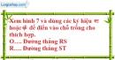 Bài 22 trang 125 SBT toán 6 tập 1