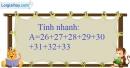 Bài 45 trang 11 SBT toán 6 tập 1