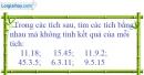 Bài 47 trang 11 SBT toán 6 tập 1