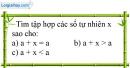 Bài 52 trang 12 SBT toán 6 tập 1